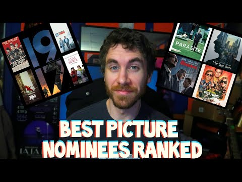 All 9 2020 Best Picture Nominees Ranked