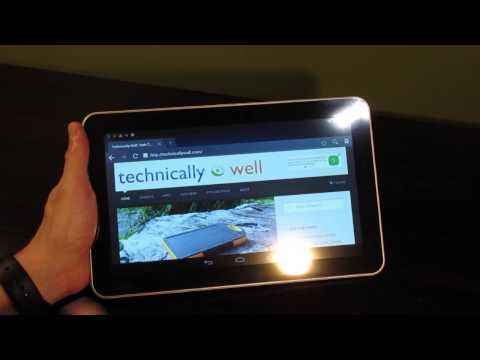 IRULU eXpro X1S 10.1 Inch Tablet Review
