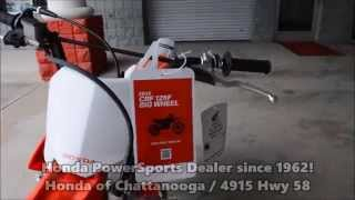 5. 2015 CRF125F Big Wheel For Sale / Kids Dirt Bikes - Chattanooga TN Honda Dealer