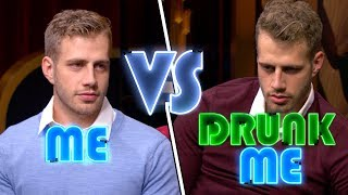 BLAINE INTERVIEWS DRUNK BLAINE: Cannibalism