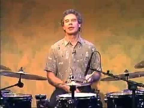 Bill Bruford mini-lesson - Triplicity Rhythm