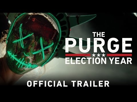 Kay Rich: Another installement in the Purge series!