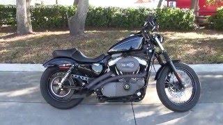 7. Used 2007 Harley Davidson XL1200N Nightster