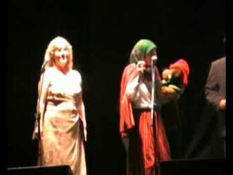 Kabaret Genowefa Pigwa - Pigwa w Gdowie (trzynogie kury)