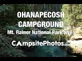 Ohanapecosh Campground, Mount Rainier ...