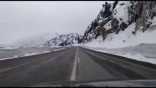 Alacabel yol durumu 12.2.17 14:00 suları
