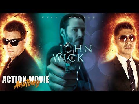 John Wick (Keanu Reeves) Review | Action Movie Anatomy