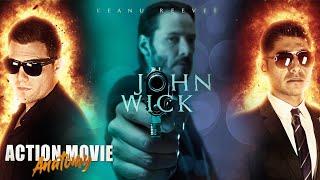 John Wick Keanu Reeves Review  Action Movie Anatomy