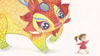 Nonton Painting of The Nian Monster, Part One: Illustrations by Alina Chau Film Subtitle Indonesia Streaming Movie Download