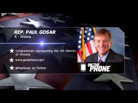 Paul Gosar - Cam Edwards spoke with Rep. Paul Gosar, R - Arizona about the impact of Secretary of State John Kerry signing the United Nations Arms Trade Treaty on NRA New...