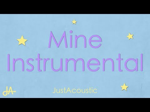 Mine - Bazzi (Acoustic Instrumental)