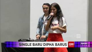 Showbiz News: Dipha Barus Video