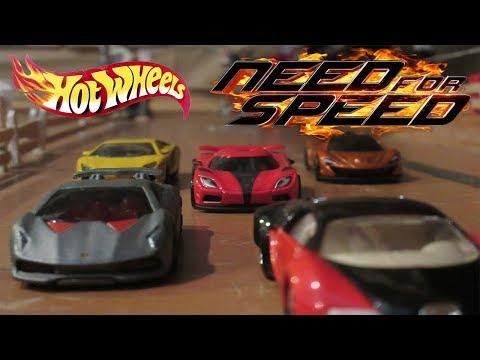 Hot Wheels - Need For Speed (2013) - Full Length Trailer
