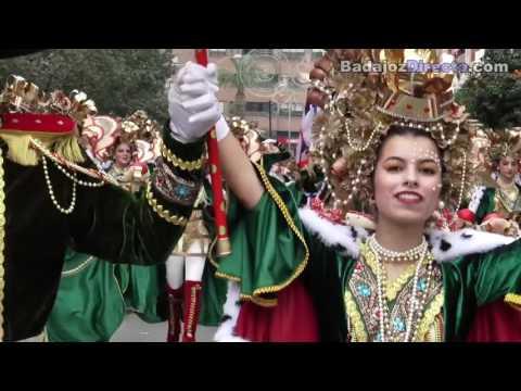 Desfile de Comparsas (Vídeo 2/5)