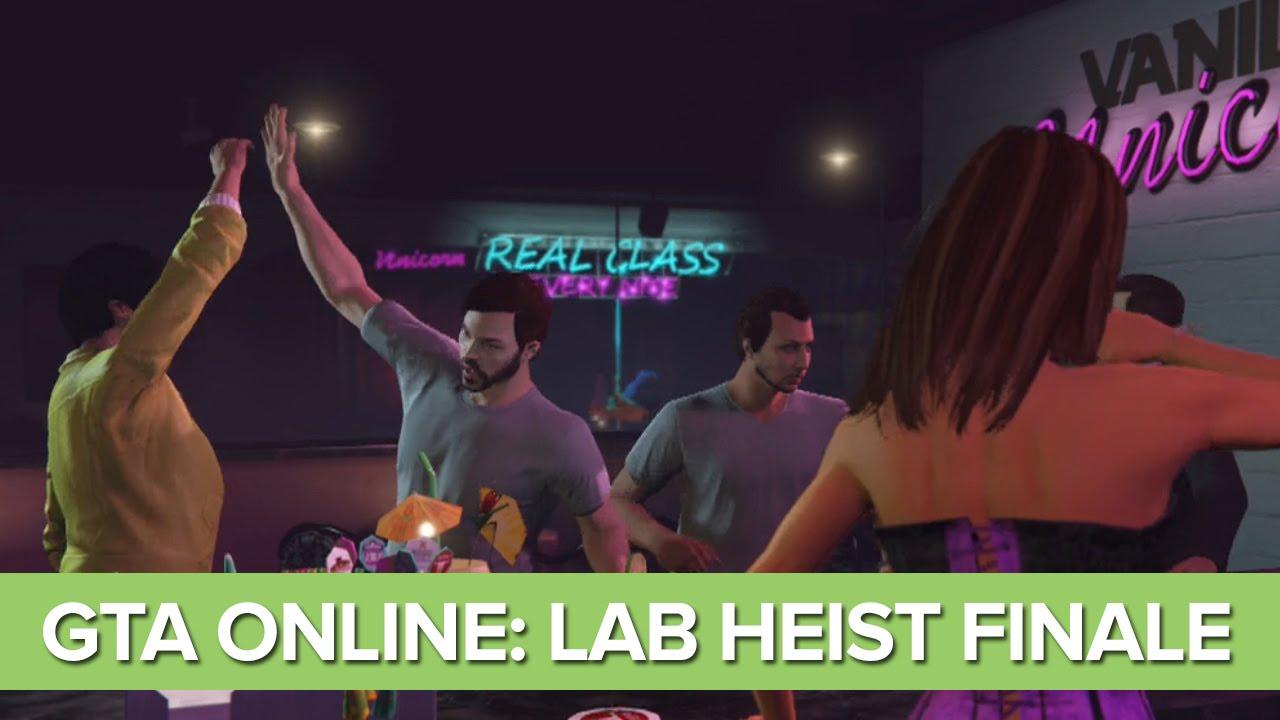 Let's Play GTA Online Heist Humane Labs – THE FINALE (Part 6/6)