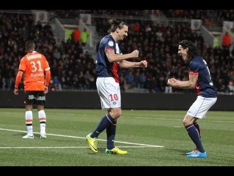 GOLS - Lorient vs PSG 0-1 All Goals & Highlights 19/04/2016