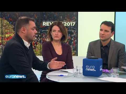 Euronews review of the year 2017 - live