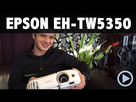 EPSON EH-TW5350 im Test Full HD 3D Beamer Projektor
