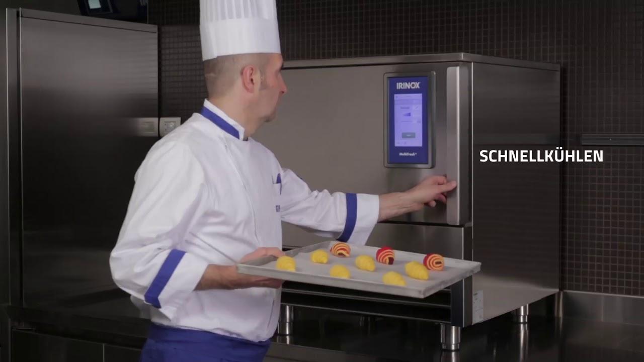 Was wird heute mit Multifresh zubereitet? Croissants