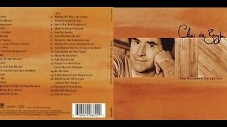 Chris De Burgh  The Ultimate Collection CD 1 Audio
