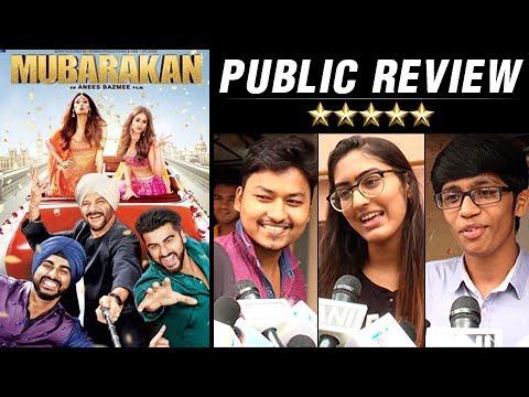 Mubarakan PUBLIC REVIEW | Arjun Kapoor, Athiya She