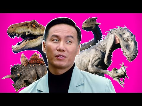 "Jurassic World Evolution Song - ""The Secrets of Dr Wu"""