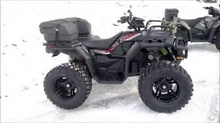 4. Pro Armor Whiteout ATV Snow Tires