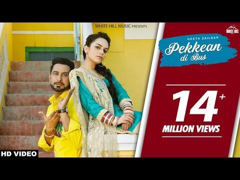 Pekkean Di Bus(Full Song)-Geeta Zaildar- Latest Punjabi Song 2017 -New Punjabi Songs 2017-White Hill