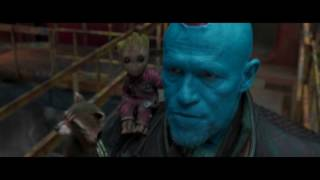 Guardians Of The Galaxy Vol  2   Yondu Arrow Killing Scene  Hd