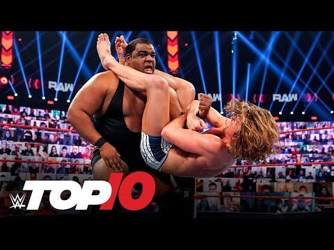 Top 10 Raw moments: WWE Top 10, Nov. 30, 2020