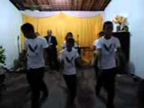 Ministerio de dança da Igreja Missão Tropical em Icatú!