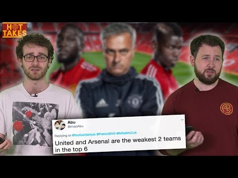 "Video: ""Manchester United Are The WORST Top 6 Team"" 