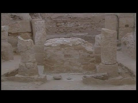 العرب اليوم - شاهد: العثور على كنيسة بيزنطية يعود تاريخها إلى العصر الروماني
