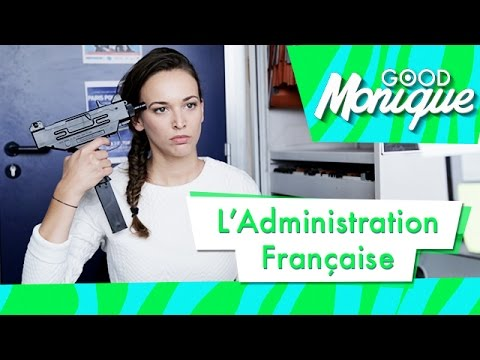 Běžný den na francouzském úřadě