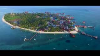 Berau Indonesia  city photo : Derawan The Virgin Of Island - Pesona Berau Indonesia
