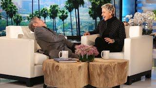 Video George Clooney Pranks Ellen MP3, 3GP, MP4, WEBM, AVI, FLV September 2018