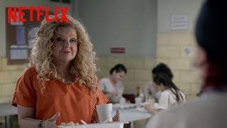 I wtedy wchodzi ona, cała na pomarańczowo! Magda Gessler w świetnej reklamie Netflixa :D