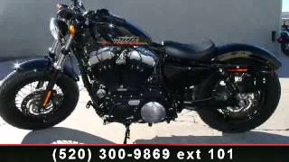 7. 2010 Harley-Davidson XL1200X - Sportster Forty-Eight -  - T