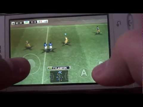 pro evolution soccer 2011 android free download