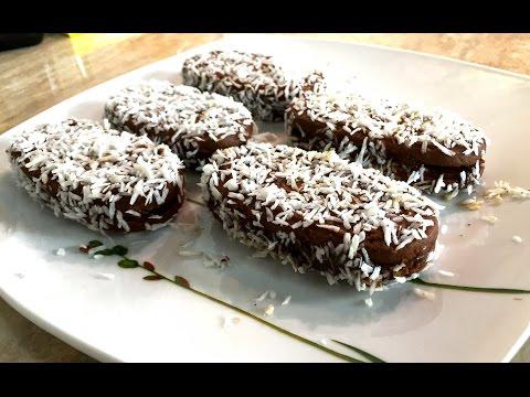 dessert cocco e cioccolata!