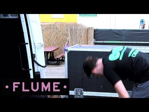 Flume - The European Tour 2014 - Part 1