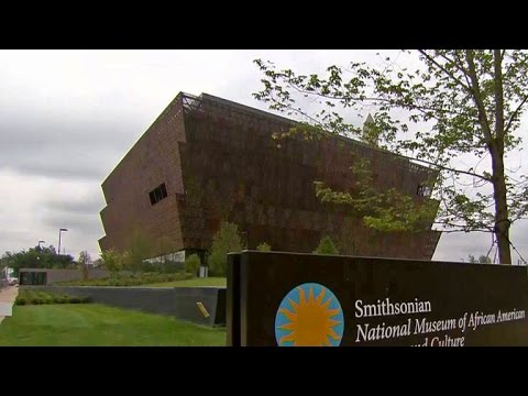 National Museum of African American History and Culture grand opening