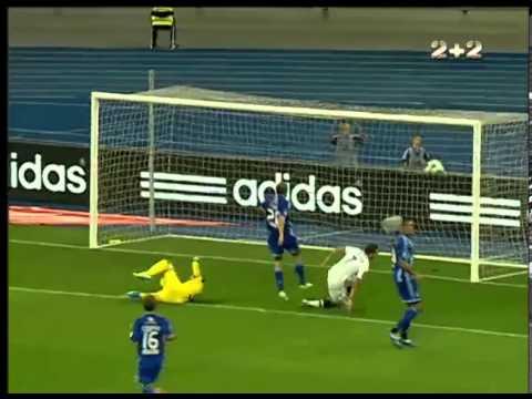 Динамо - Черноморец - 1:2. Обзор матча
