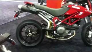 9. 2012 Ducati Hypermotard 796 lookthrough