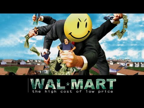 Walmart: The High Cost of Low Price • FULL DOCUMENTARY FILM
