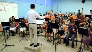Orchestra – Nădejdea mea e Dumnezeu