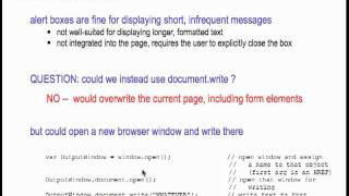 HTML/CSS Programming Lecture 6