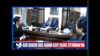 Ülkü Ocakları Genel Başkanı Olcay Kılavuz Zeytinburnu'nda