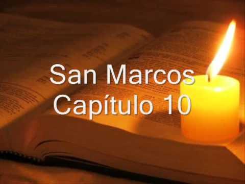 Evangelio según Marcos: audio libro completo
