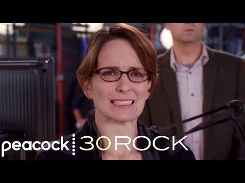 Liz Lemon's Foot Babies - 30 Rock
